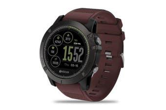 Zeblaze VIBE 3 HR Smartwatch IP67 Waterproof Wearable Device IPS Color Display- Multi-B