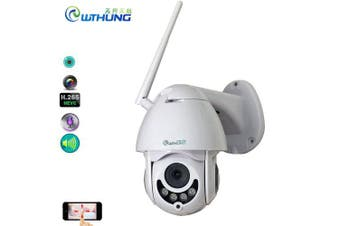 WTHUNG Mini Speed Dome XMEYE 1080P Wifi Wireless Onvif IP Camera H.265 For CCTV Home Security- Only Camera no adapter 3.6mm China