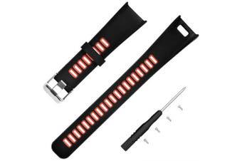 TAMISTER Extended Smart Bracelet Wristband for Garmin Vivosmart HR- Orange