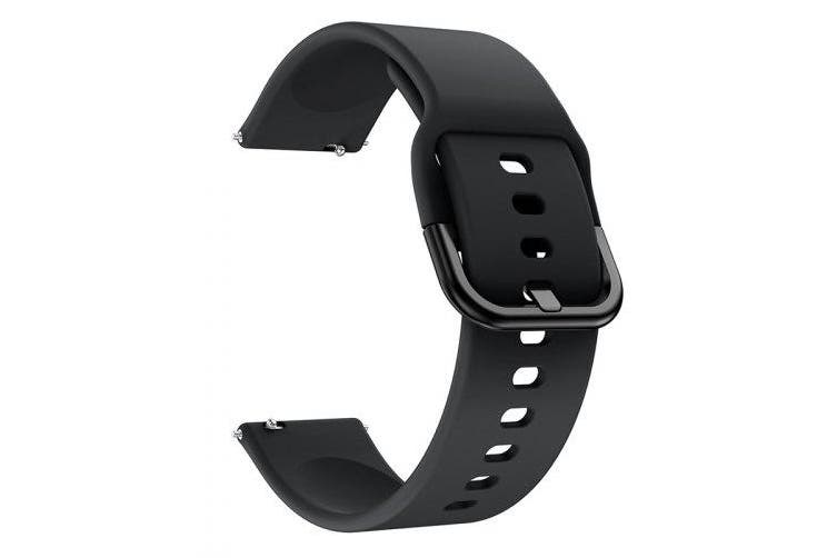 Watch Band Strap for Garmin Vivoactive 3 / Forerunner 645 / 245M / Vivomove HR- Black