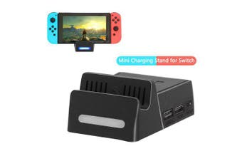Charging Stand for Nintendo Switch Mini Switch Docking Station Charging Dock- 6310
