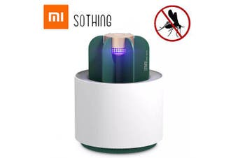 Sothing Cactus Mosquito Killer Lamp Repellent Insect Trap Insect Killer Lamp from xiaomi youpin- White China