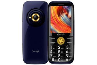 Samgle Caption 3G Phone- Mist Blue