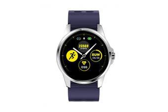 GONOKER R23 Sport Smart Watch Blood Pressure Activity Fitness tracker Heart Rate Monitor Smartwatch- Purple