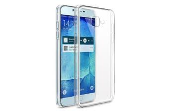 Ultra-Thin Tpu Back Case for Samsung Galaxy A3 (2017)- Transparent