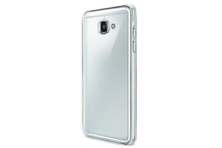 Ultra-Thin Tpu Back Case for Samsung Galaxy A3 (2017)- Transparent