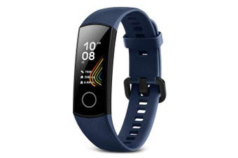 HUAWEI Honor 5 CRS - B19S Smart Watch Sports Bracelet Standard Edition- Lapis Blue