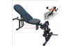 Sit Up Abdominal Crunch Adjustable Flat Incline Bench Fitness GYM Home lifting Angle