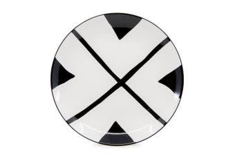 Christopher Vine SIERRA Cross Dinner Plate - 26.5cm