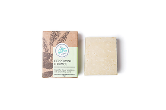 The Australian Natural Soap Company Peppermint & Pumice Soap (100 g)
