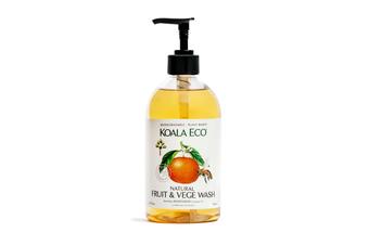 Koala Eco Natural Fruit & Vegetable Wash With Mandarin (500 ml)