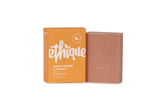 Ethique Solid Bodywash Sweet Orange & Vanilla (120 g)
