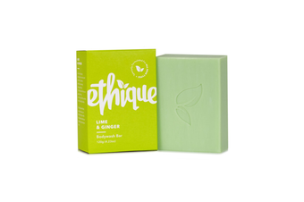 Ethique Solid Bodywash Lime & Ginger (120 g)