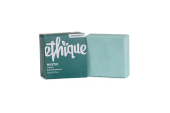 Ethique Solid Deodorant Rustic With Lime & Eucalyptus (70 g)