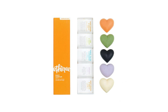 Ethique Body Sampler Pack - 5 Body Samples (100 g)