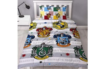 Harry Potter Single Quilt duvet doona cover set
