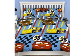 Disney Cars Double/Queen Quilt Cover Set (Double)