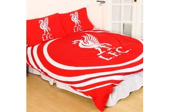 Liverpool Football Club Quilt Cover Set (Double)