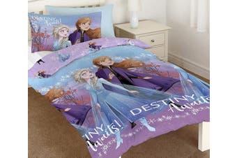 Disney Frozen Single Quilt duvet doona cover set