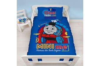 Thomas the Tank Engine & Friends Toddler Junior Cot Quilt duvet doona cover set