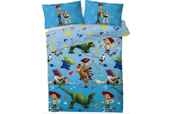 Toy Story Double/Queen Quilt duvet doona cover set