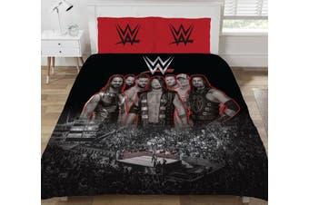 WWE Wrestling John Cena Quilt doona duvet cover set (Double)