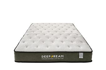 Super Firm Ultra High Density Foam Mattress with 5 Zone Pocket Spring - Double