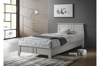 King Single Wooden Bed Frame Base