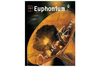 AMEB Euphonium Grade 1 And 2 Orchestral Brass Book