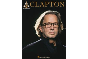 Clapton Guitar TAB (Softcover Book)