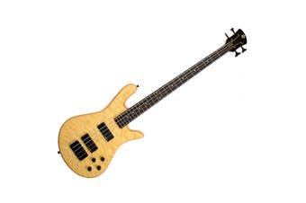 Spector Legend Classic 4 String Electric Bass Natural Gloss