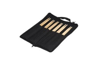 Sonic Drive Drumstick Bag with 6 Pairs of Drumsticks