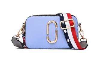 Select Mall Fashion Trend Oblique Span Package Bag Small Square BagTexture Female Bag Camera Bagfor Women-1