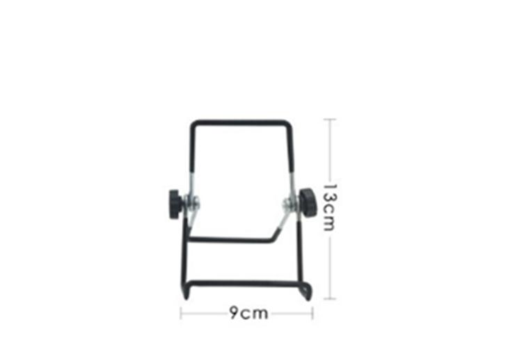 Select Mall Tablet Bracket Metal Wire Folding Bracket