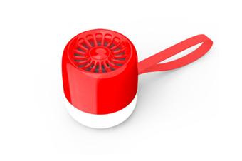 Select Mall Bluetooth Speaker Subwoofer Wireless Bluetooth Portable Smart Mini Speaker-Red
