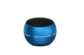 Select Mall AI Smart Bluetooth Wireless Small Sound Cannon Manual Voice Control Portable Mini Speaker-Blue