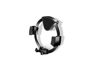 Select Mall Car Air Conditioning Port Bracket Mobile Phone Can Be 360 Degree Rotating Car Gravity Bracket-Black