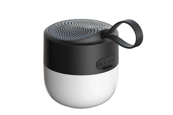 Select Mall LED Light Creative Bluetooth 5.0 Audio Waterproof Portable Portable Atmosphere Light Speaker