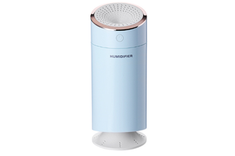 Select Mall Household Mute Bedroom Sprayer Air Conditioning Air Purification Simple Small USB Humidifier-