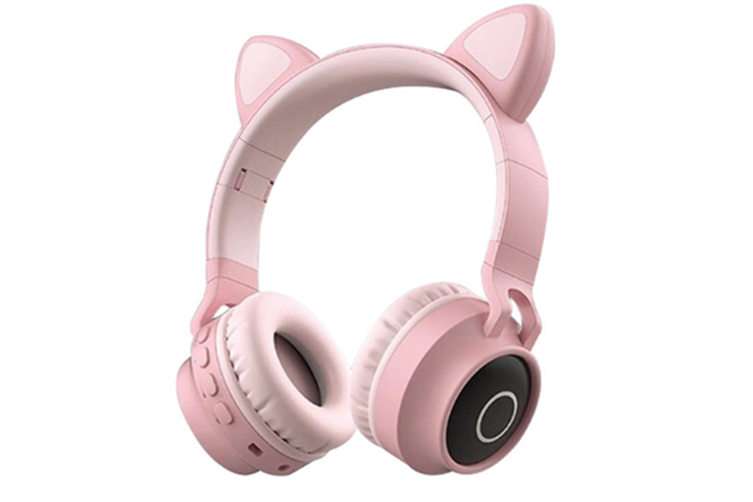 Select Mall Wireless Bluetooth 5.0 Headphones with Mic Wireless Headphones Over Ear Deep Bass Headset -5