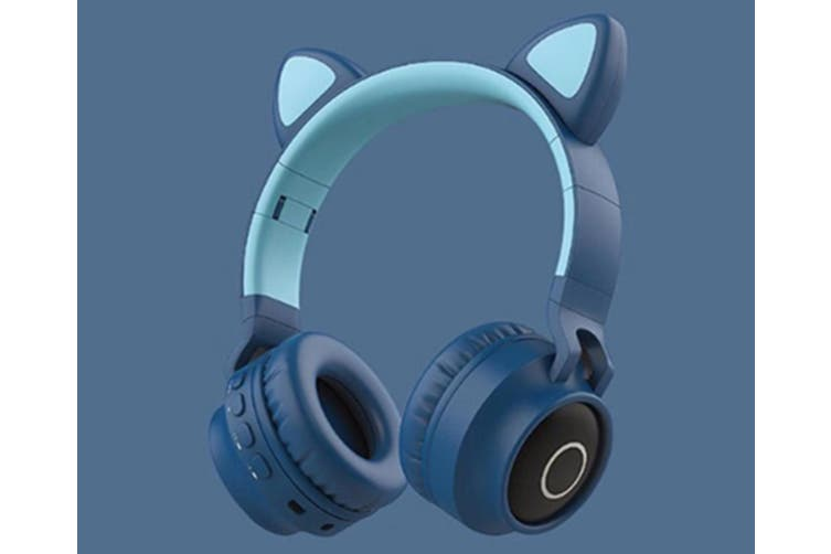Select Mall Wireless Bluetooth 5.0 Headphones with Mic Wireless Headphones Over Ear Deep Bass Headset -8