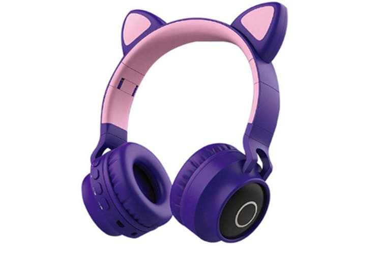 Select Mall Wireless Bluetooth 5.0 Headphones with Mic Wireless Headphones Over Ear Deep Bass Headset -9