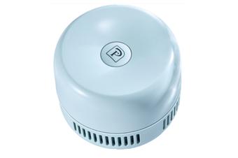 Select Mall Creative Mini Rechargeable Desktop Vacuum Cleaner Portable USB Keyboard Vacuum Mini Cleaner-Blue