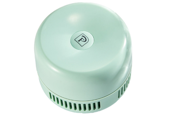 Select Mall Creative Mini Rechargeable Desktop Vacuum Cleaner Portable USB Keyboard Vacuum Mini Cleaner-Green
