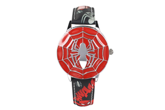 Select Mall Creative Captain America Shield Watch Flip Quartz Watch Boy Child Watch Captain America Vintage Watch-7