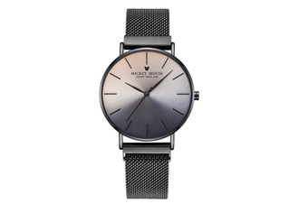 Select Mall Creative Gradient Color Ladies Watch Magnetic Mesh with Fashion Trend Quartz Watch for Women-3