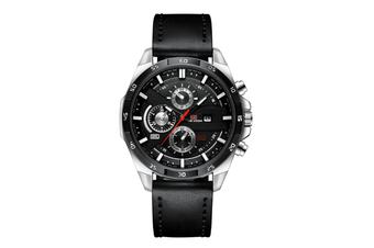 Select Mall Fashion Watches Sports Watch for Men Belt Business Calendar Waterproof Watch Casual Quartz Watch-2
