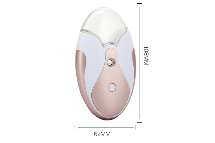 Select Mall Portable Steaming Face Nano Spray Hydrating Instrument Hydrating Beauty Instrument Face Facial Moisturizing Humidification Sprayer