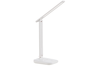 Select Mall Eye Protection Desk Lamp Learning Student Bedroom Charge Dual-use Reading Bedroom Bedside Lamp LED Desk Lamp-3200 mAh