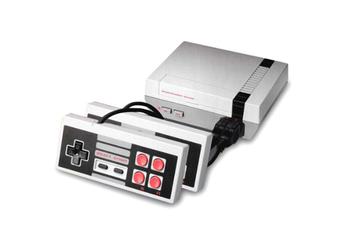 Select Mall Mini Classic FC Red and White Machine Retro Nostalgic Double Home TV Game Console-2